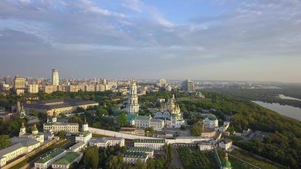Cover Image for Kiev-Pechersk Lavra Ukrainian Orthodox Monastery