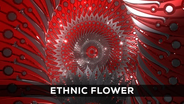 Cover Image for Ethnic Flower