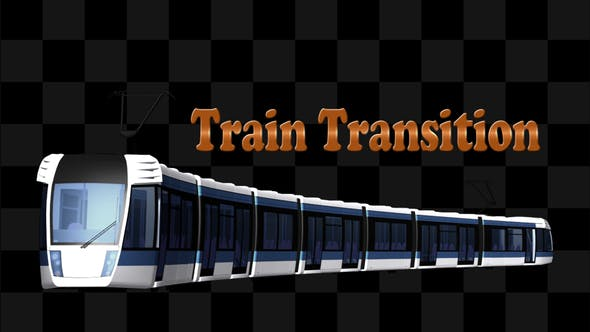 Cover Image for Train Transition