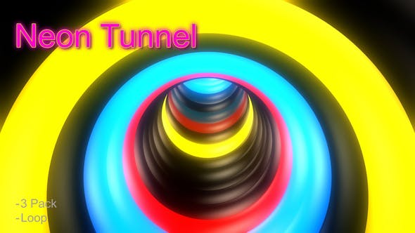 Thumbnail for Neon Tunnel