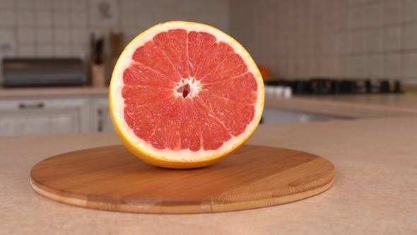 Thumbnail for Fresh Pink Grapefruit