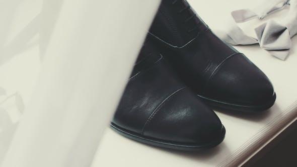 Thumbnail for Black Elegand Shoes