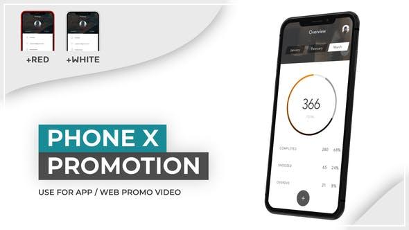 Thumbnail for Modern Phone Promo