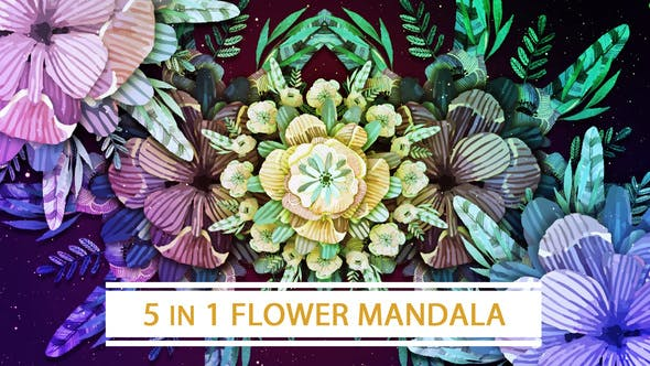 Thumbnail for Flower Mandala