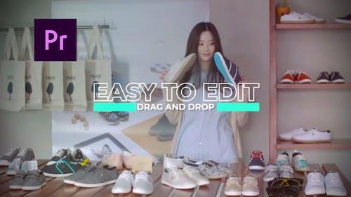 Fashion Clean Slideshow