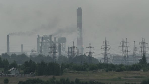 Thumbnail for Emissions of Metallurgical and Chemical Plants