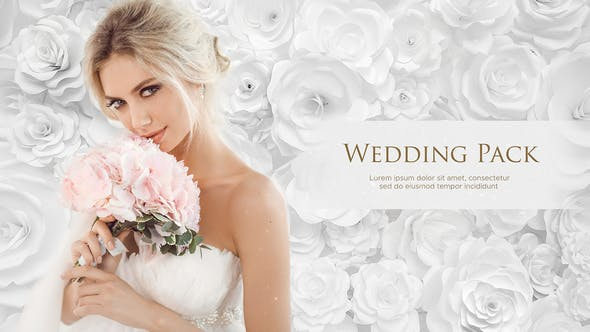 Thumbnail for Wedding Pack - White Roses