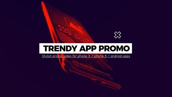 Thumbnail for Trendy App Promo