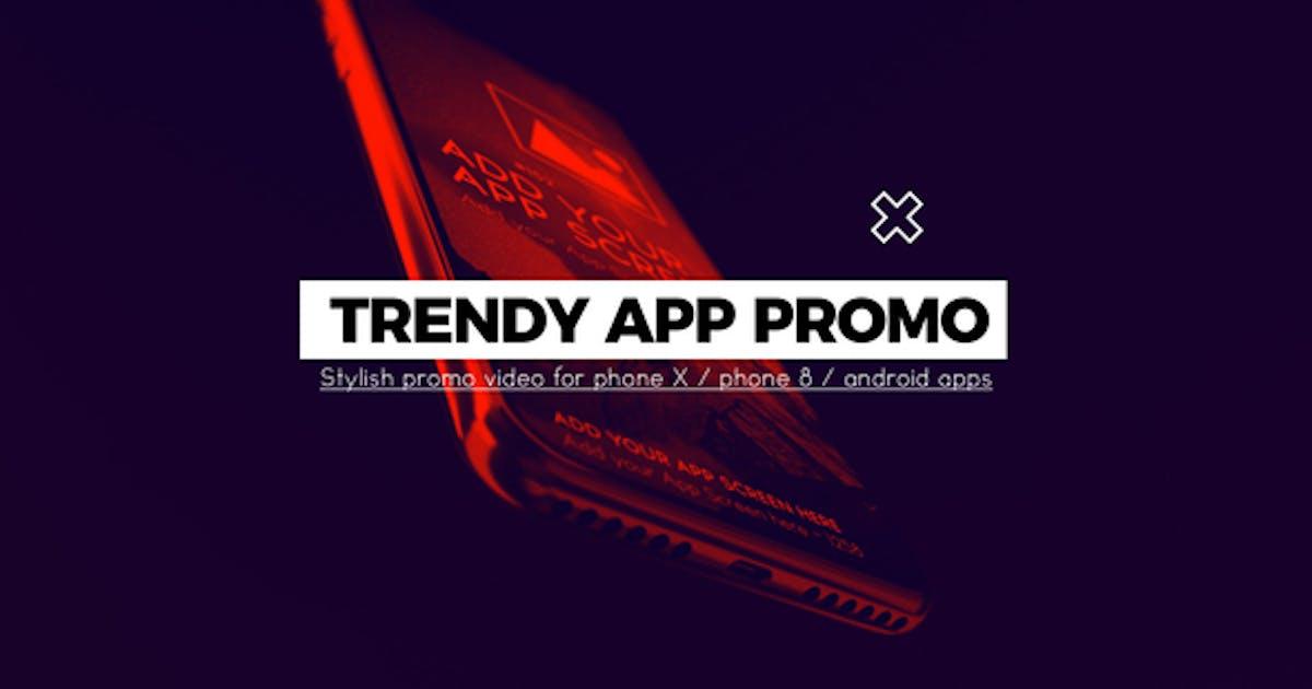 Download Trendy App Promo by Videostones