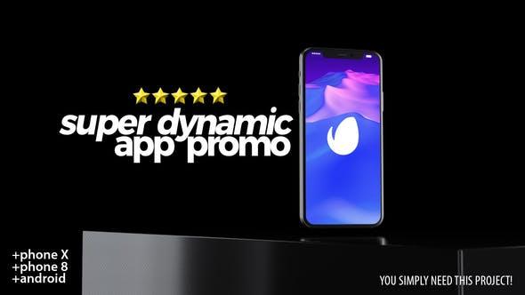 Thumbnail for Super Dynamic App Promo