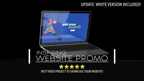 Thumbnail for Inspiring Web Promo