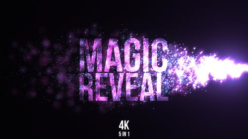 Magic Particles Reveal