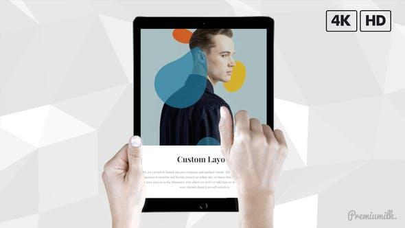 Thumbnail for Pad Pro Web Promo | Aiguilles Noires & Blanches