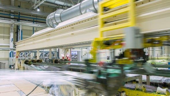 Thumbnail for Conveyor Tranfers Fertigteilarbeiter Kontrollprozess