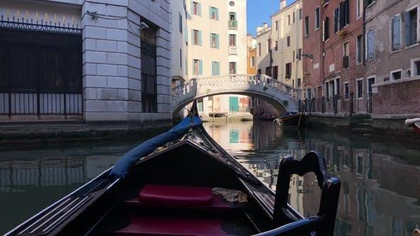 Thumbnail for Riding a Gondola