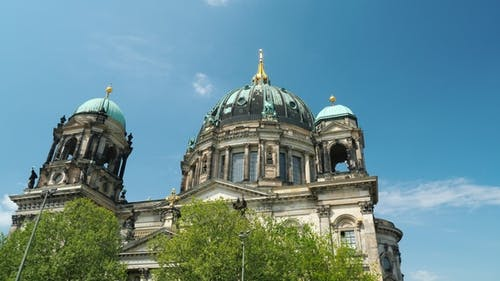 Attractions in Berlin - the Famous Berlin Cathedral