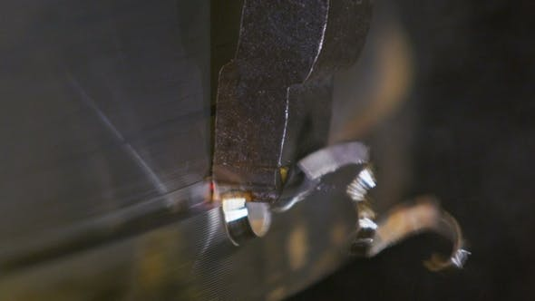 Thumbnail for Metal Workpiece Machined By Rotating Tooth Mill