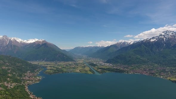 Thumbnail for Como Lake in Italy