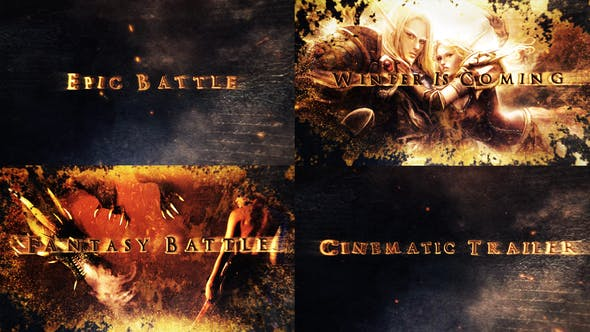 Thumbnail for Legendary Epic Fantasy Intro