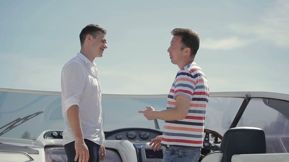 Thumbnail for Successful Deal of Buying Yacht