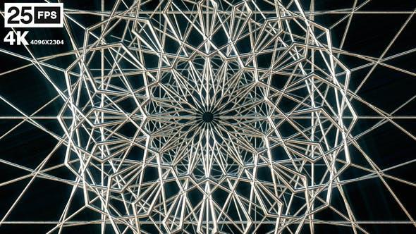 Thumbnail for Islamic Art Geometry 02 4K