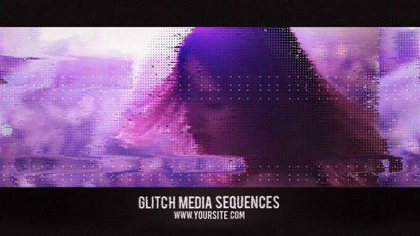 Glitch Media Sequences