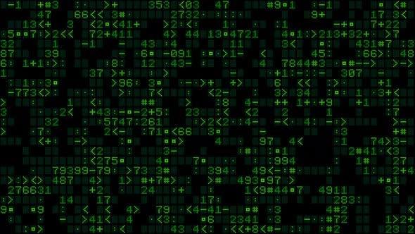 Digital Data Screen V 4K