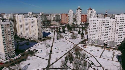 Shooting with Winter Zelenograd