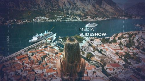 Media Slideshow