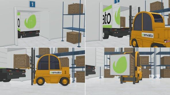 Thumbnail for Logistic Company Box Opener
