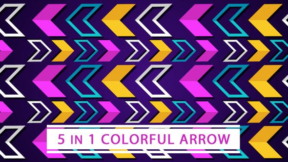 Thumbnail for Colorful Arrow