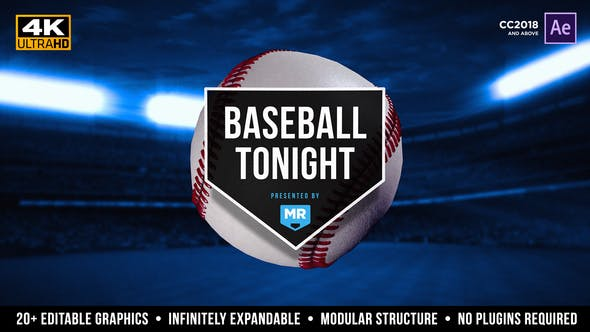 Thumbnail for Baseball Tonight Graphics Package
