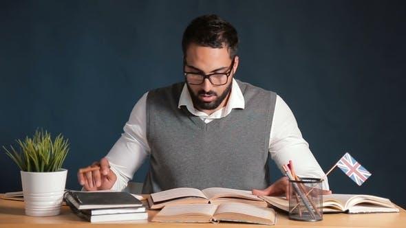 Thumbnail for Focused Man Studies