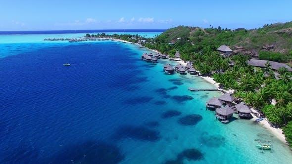 Thumbnail for Luxury Bora Bora Resort