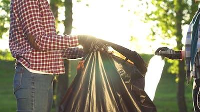Garbage Collection Volunteers