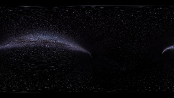 Thumbnail for VR 360 Wormhole Straight Through Time and Space