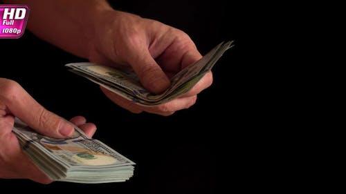 Banknoten zählen