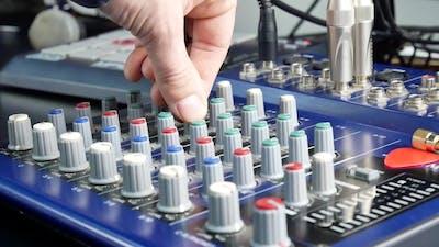Recording Sound Studio