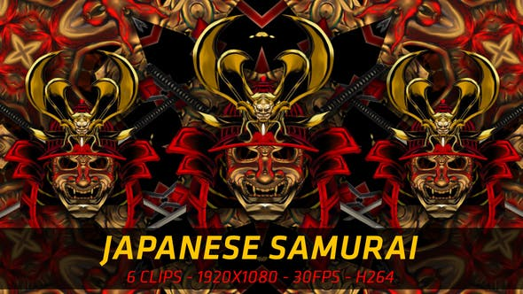 Thumbnail for Japanese Samurai