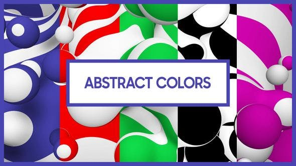 Thumbnail for Abstract Colors 1