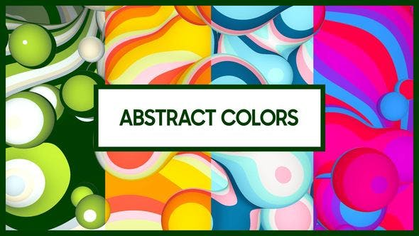 Thumbnail for Abstract Colors 3