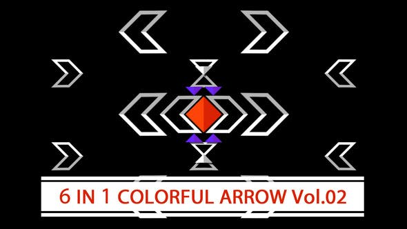 Thumbnail for Colorful Arrow Vol.02
