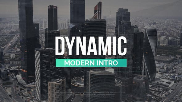 Thumbnail for Modern Dynamic Intro