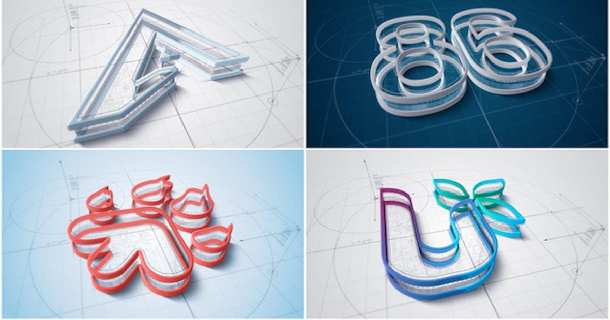 Download Architect Logo Build v2 by piktufa