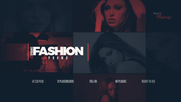 Thumbnail for Dynamic Fashion Promo