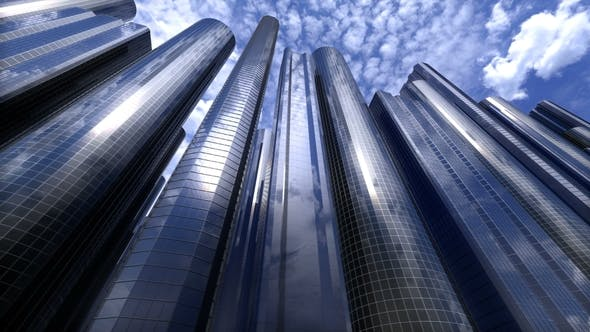 Cover Image for City of Skyscrapers