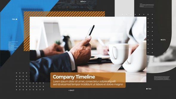 Thumbnail for Diapositives d'affaires