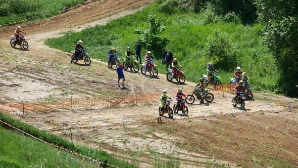 Thumbnail for Motocross Racers Championship Start
