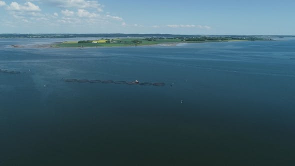 Thumbnail for Fish Farm Nets in Denmark