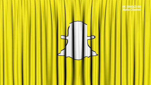 Thumbnail for Snapchat - Curtain Open